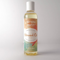Almond Carrier Oil, carrier oil, 100% pure,
