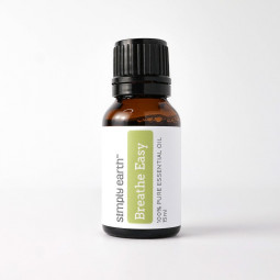 Clear congestion, breathe easy, Breathe Easy Essential Oil Blend