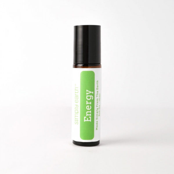 energy, Energy Roll On, essential oil blend