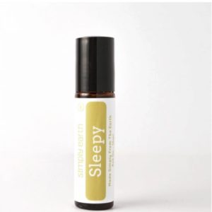 sleep, relax,Sleepy Roll On, essential oil blend